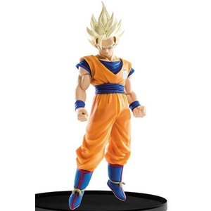Dragonball Super SCultures Figure Big Budoukai Super Saiyan 2 Goku 17 cm