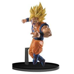 Dragonball Super Scultures Figure Big Budoukai 6 Super Saiyan 2 Son Goku 13 cm