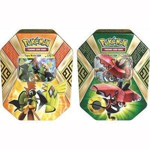 Pokemon TCG SET van 2 Island Guardians Tins