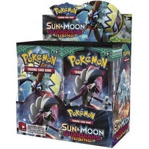 Pokemon TCG Guardians Rising Booster Box