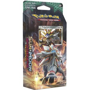 Pokemon TCG Solgaleo Theme Deck Guardians Rising