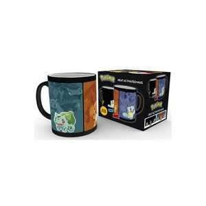 Pokémon Heat Change Mug Evolve