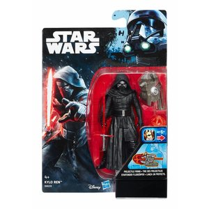 Star Wars Hasbro Kylo Ren Action Figure 2017 Wave 1