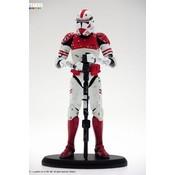 Attakus Star Wars Elite Collection Statue 1/10 Commander Thire 19 cm