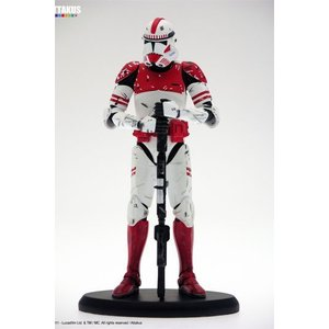 Attakus Star Wars Elite Collection Statue 1/10 Commander Thire 19 cm
