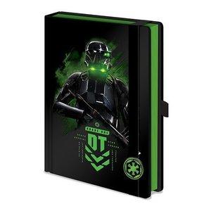 Star Wars Rogue One Premium Schrijfblok A5 Death Trooper