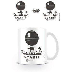 Star Wars Rogue One Mok Scarif Symbol