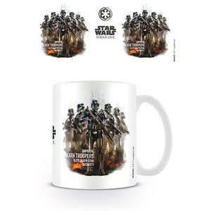 Star Wars Rogue One Mok Death Trooper Profile