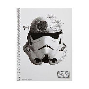 Star Wars Schrijfblok A4 Stormtrooper
