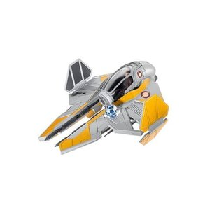 Star Wars Model Kit 1/58 Anakin's Jedi Starfighter 10 cm