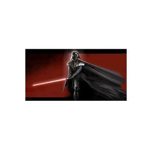 Star Wars Glass Poster Darth Vader 50 x 25 cm