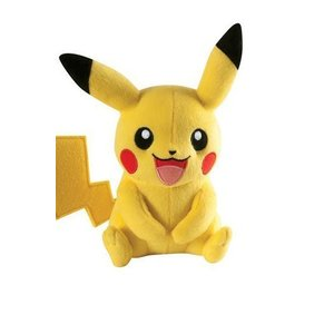 Tomy Pokémon Plush Figure Pikachu 20 cm