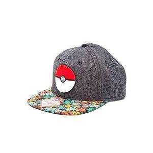 Pokémon Snap Back Honkbalpet Poke Ball