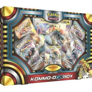 Pokemon TCG Kommo-o-GX Box