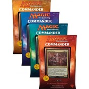 Magic the Gathering SET Commander Decks 2017