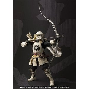 Bandai Tamashii MMR Action Figure Yumi Ashigaru Stormtrooper Tamashii Web Exclusive 17 cm