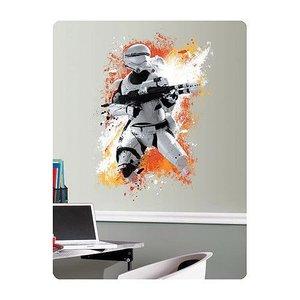 Star Wars Muursticker Star Wars RoomMates: Flame Trooper