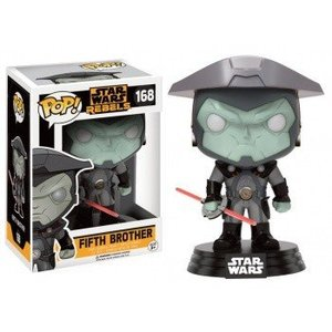 Funko POP! Star Wars Rebels - Fifth Brother Vinyl Figure 10cm limited