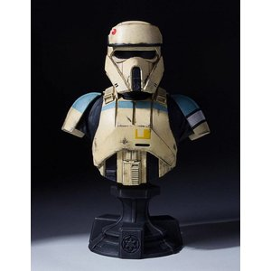 Gentle Giant Star Wars Rogue One Bust 1/6 Shoretrooper 19 cm