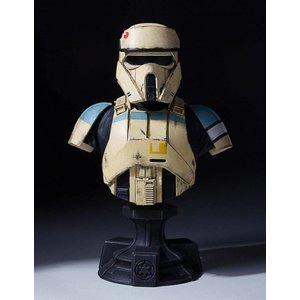 Gentle Giant Star Wars Rogue One Bust 1/6 Shoretrooper 19 cm