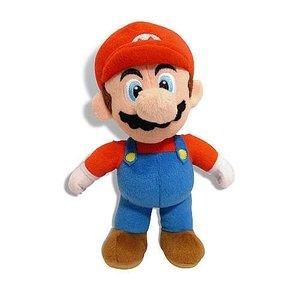 Super Mario Super Mario Bros. Plush Figure Mario 30 cm