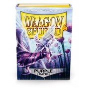 Dragon Shield Dragon Shield Standard Sleeves - Matte Purple (60 Sleeves)