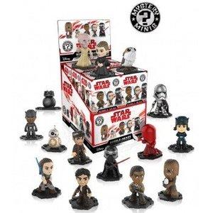 Funko POP! The Last Jedi - Mystery Mini Box (1 figure random packaged)