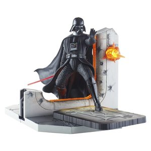 Star Wars Hasbro Black Series Centerpiece Diorama 2017 Darth Vader 15 cm