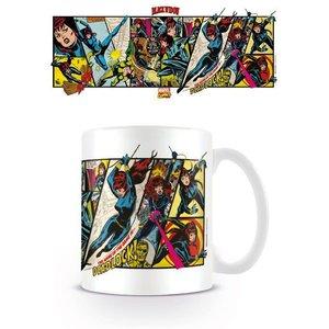 Marvel Comics Mug Black Widow