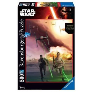 Ravensburger Star Wars Puzzel - Episode VII (500)