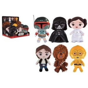 Funko POP! Star Wars Plushies  – Han Solo