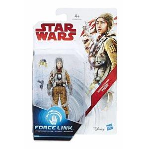 Star Wars Hasbro Resistance Gunner Paige  – Episode VIII Force Link Action Figures 10 cm 2017