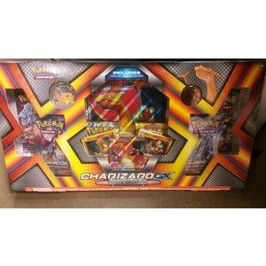 Pokemon TCG Charizard-GX Premium Collection Box