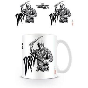 Guardians of the Galaxy Mug Drax