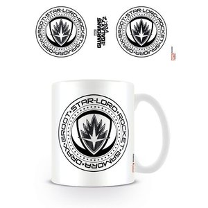 Guardians of the Galaxy Mug Emblem