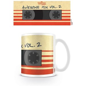 Guardians of the Galaxy Mug Awesome Mix Vol. 2