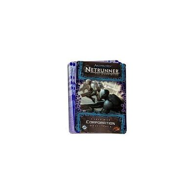 Android Netrunner Cyber War Corporation  - Draft Pack