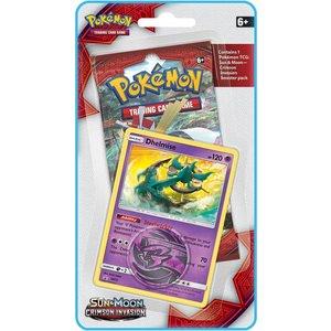 Pokémon TCG Dhelmise Crimson Invasion 1-booster blister