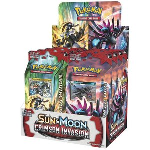 Pokémon TCG SET Theme Decks Crimson Invasion