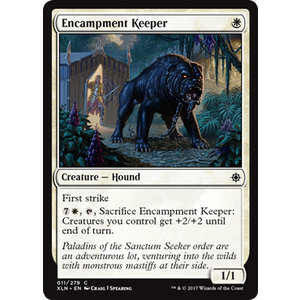 Encampment Keeper