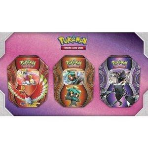 Pokémon TCG SET Mysterious Powers Tins