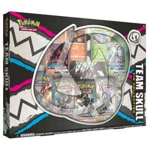 Pokémon TCG Team Skull Pin Collection