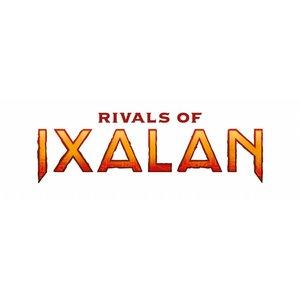 Magic the Gathering Rivals of Ixalan Planeswalker Angrath
