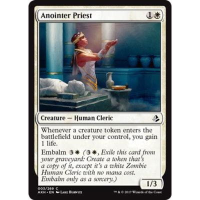 Anointer Priest