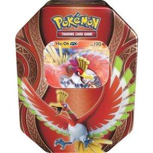 Pokémon TCG Ho-oh GX - Mysterious Powers Tins