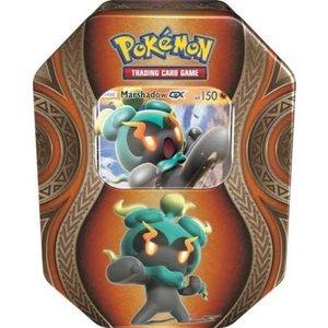 Pokemon TCG Marshadow GX - Mysterious Powers Tins
