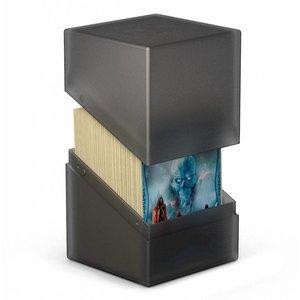 Ultimate Guard Boulder & Trade Deck Case 100+ Standard Size Onyx