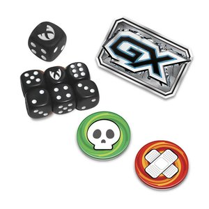 Shining Legends Dice & Counters Pack