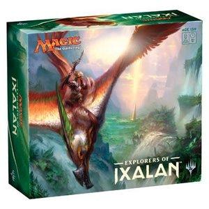 Magic the Gathering Explorers of Ixalan