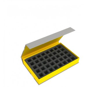 Magnetic Box yellow for Star Wars Destiny - 40 dice
